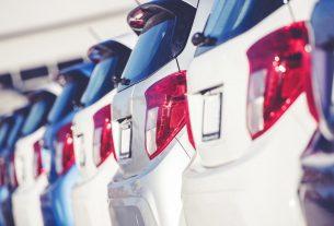 Car Dealer Business Concept